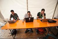 """Esino 2016 Wikimania Goes Outdoor, il primo raduno in Italia dei volontari e dei progetti Wikipedia,  dal 21 al 28 giugno a Esino Lario, 750 abitanti, sul lago di Como, la  """"Perla delle Grigne"""". Partecipanti conferenza Wikipedia"""
