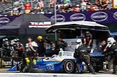 Verizon IndyCar Series<br /> Chevrolet Detroit Grand Prix Race 2<br /> Raceway at Belle Isle Park, Detroit, MI USA<br /> Sunday 4 June 2017<br /> Scott Dixon, Chip Ganassi Racing Teams Honda<br /> World Copyright: Jake Galstad <br /> LAT Images