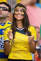 Columbia fans