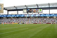 Sporting KC vs. Houston Dynamo, May 26, 2013