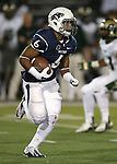 Nevada's Don Jackson (6) runs against Colorado State during the first half of an NCAA college football game in Reno, Nev., on Saturday, Oct. 11, 2014. Colorado State won 31-24. (AP Photo/Cathleen Allison)