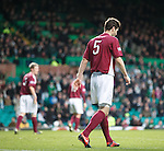 Stewart Malcolm walks away dejected after hitting the ball in of his team mate Alex Keddie for an OG