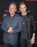 Don Johnson and Jesse Johnson<br />  at The Weinstein L.A. Premiere of The Hateful Eight held at The Arclight Theatre in Hollywood, California on December 07,2015                                                                   Copyright 2015 Hollywood Press Agency