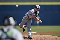 Lynchburg Hillcats starting pitcher Joshua Wolf (30) in action against the Kannapolis Cannon Ballers at Atrium Health Ballpark on August 29, 2021 in Kannapolis, North Carolina. (Brian Westerholt/Four Seam Images)
