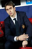 Spain's coach Julen Lopetegui during international friendly match. March 27,2018.(ALTERPHOTOS/Acero) /NortePhoto.com NORTEPHOTOMEXICO