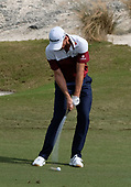 Justin Rose during the second round of the Hero World Challenge being played at The Albany Resort, Bahamas.<br />  Picture Stuart Adams, www.golftourimages.com: \30/11/2018\