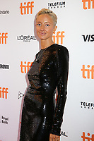 ANDREA RISEBOROUGH - RED CARPET OF THE FILM 'THE DEATH OF STALIN' - 42ND TORONTO INTERNATIONAL FILM FESTIVAL 2017 . TORONTO, CANADA, 09/09/2017. # FESTIVAL DU FILM DE TORONTO - RED CARPET 'THE DEATH OF STALIN'