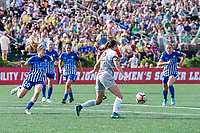 Boston, MA - Saturday June 24, 2017: Ashley Hatch during a regular season National Women's Soccer League (NWSL) match between the Boston Breakers and the North Carolina Courage at Jordan Field.