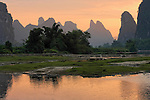 Li River in the morning, China