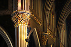 Basilica architectural detail