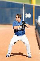 Scott Schebler - AZL Dodgers.Photo by:  Bill Mitchell/Four Seam Images..