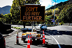 NELSON, NEW ZEALAND -APRIL 12 : Covid-19 Lockdown Nelson, New Zealand. Monday 12 April 2020. (Photo by Evan Barnes Shuttersport Limited)