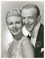 Ginger Rogers and  Fred Astaire in 1949.