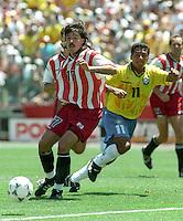 Marcelo Balboa, USA.