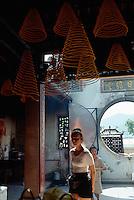 daostischer A Ma-Tempel in Macao, China, Unesco-Weltkulturerbe