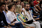 Daniel Carvajal of Real Madrid during the Friendly match between Spain and Dominican Republic at WiZink Center in Madrid, Spain. August 22, 2019. (ALTERPHOTOS/A. Perez Meca)