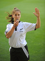 120126 NZ Rugby Union Referee Photoshoot