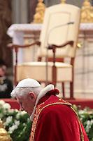 20130209 Incontro del Papa con i Cavalieri di Malta