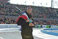 SCHAATSEN: AMSTERDAM: Olympisch Stadion, 11-03-2018, ISU World Allround Speed Skating, Coolste Baan van Nederland, ©foto Martin de Jong
