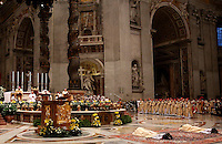 20131024 VATICANO: PAPA FRANCESCO ORDINA DUE NUOVI VESCOVI