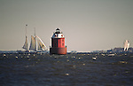 Sandy Point Lighthouse