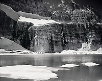 """While it Last - Grinnell Glacier""<br />
