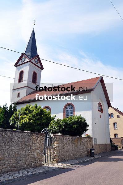 Evangelische Kirche Bermersheim im Wonnegau