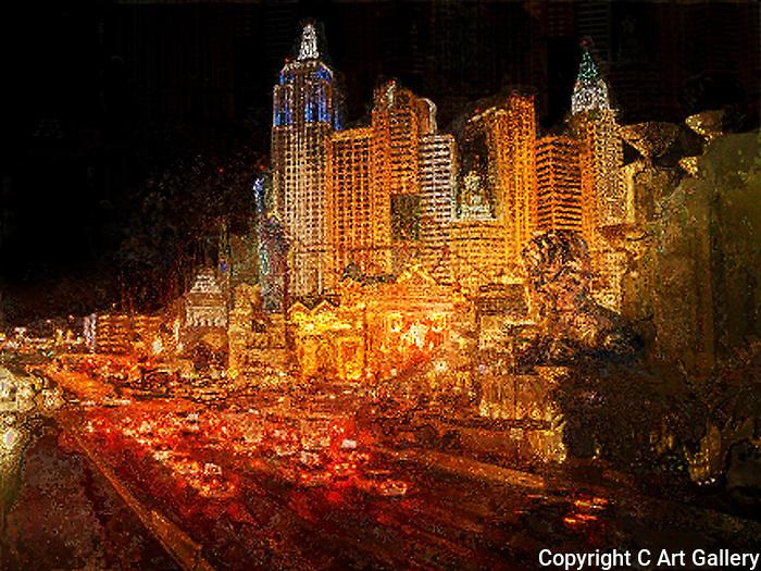 Sin City Lights