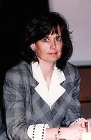 Montreal (Qc) CANADA - May 1997 File Photo - Helene Desmarais