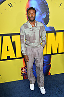 """LOS ANGELES, USA. October 15, 2019: Yahya Adbul-Meteen II at the premiere of HBO's """"Watchmen"""" at the Cinerama Dome, Hollywood.<br /> Picture: Paul Smith/Featureflash"""