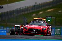 Safety car period  during the Formula 1 World championship 2021, Austrian GP 4-7-2021Photo Federico Basile / Insidefoto