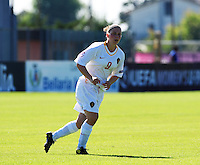 European Women's Under - 19 Championship 2011 Italy :.Switzerland - Belgium U19 : Jana Coryn.foto DAVID CATRY / VROUWENTEAM.BE