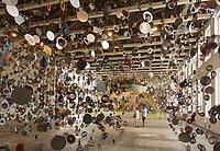 Nicholas Cave at Mass MOCA art museum, North Adams, MA (formerly Sprague Electric)