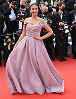 CANNES, FRANCE. July 15, 2021: Teodora Djuric at the France premiere at the 74th Festival de Cannes.<br /> Picture: Paul Smith / Featureflash