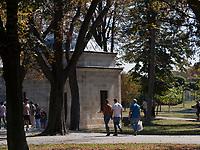 Damad Ali Pascha Türbe von 1784, Festung Kalemegdan, Belgrad, Serbien, Europa<br /> Damad Ali Pascha Türbe from 1784  in the fortress Kalemegdan,  Belgrade, Serbia, Europe