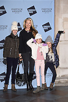 Tamara Beckwith<br /> at the launch of the Skate at Somerset House ice rink, London.<br /> <br /> ©Ash Knotek  D3199  16/11/2016
