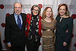 """attends the Opening Night Celebration for Ensemble for the Romantic Century Off-Broadway Premiere of<br /> """"Maestro"""" at the West Bank Cafe on January 15, 2019 in New York City."""