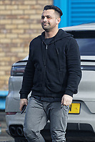 Pictured: Leon Esfahani in Swansea, Wales, UK. Tuesday 11 February 2020<br /> Re: Local businessman Leon Esfahani is believed to have been dating glamour model Katie Price.