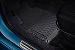 Sport floor matt closeup view of a 2011 Mitsubishi Outlander Sport SE