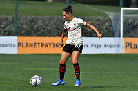 11th September 2021;  Mirko Fersini Stadium, Rome, Italy ; Serie A Womens championship football, Lazio versus Milan ; Veronica Boquete of Milan