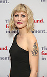Anaïs Mitchell attends The Actors Fund Annual Gala at Marriott Marquis on April 29, 2019  in New York City.