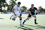Men's North v South hockey match, St Pauls Collegiate, Hamilton, New Zealand. Saturday 17 April 2021 Photo: Simon Watts/www.bwmedia.co.nz