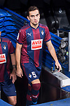 Eibar Gonzalo Escalante during La Liga match between Real Madrid and Eibar at Santiago Bernabeu Stadium in Madrid, Spain. October 22, 2017. (ALTERPHOTOS/Borja B.Hojas)