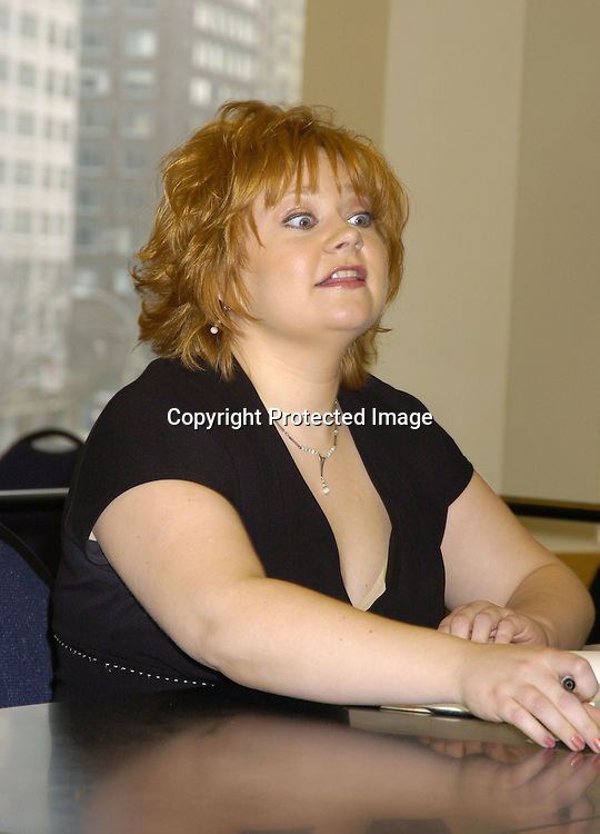 """Kathy Brier , who plays Marci Walsh on One Life to Live  ..at a Book signing of """"The Killing Club"""" by Marcie Walsh..and Michael Malone of One Life To Live on February 16, 2005 at Barnes and Nobles in the Lincoln Triangle. ..Photo by Robin Platzer, Twin Images"""