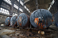 2013/12/08 Abandoned Chemical Plant