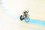 Chu Tsun Wai of team CMS during the Indiviual Pursuit Open Qualifying (4KM) Track Cycling Race 2016-17 Series 3 at the Hong Kong Velodrome on February 4, 2017 in Hong Kong, China. Photo by Marcio Rodrigo Machado / Power Sport Images