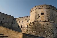 - il castello nella città vecchia....- the castle in ancient town