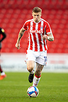 31st October 2020; Bet365 Stadium, Stoke, Staffordshire, England; English Football League Championship Football, Stoke City versus Rotherham United; James McClean of Stoke City