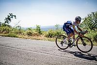 Remco Evenepoel (BEL/Deceuninck-Quickstep)<br /> <br /> 114th Il Lombardia 2020 (1.UWT)<br /> 1 day race from Bergamo to Como (ITA/231km) <br /> <br /> ©kramon