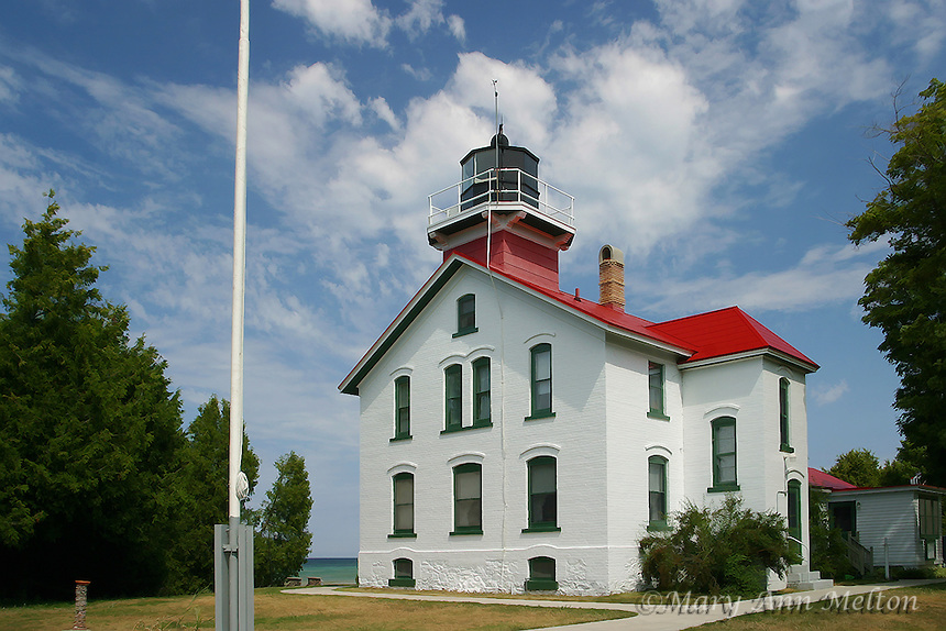 Grand Traverse Lighthouse, Michigan